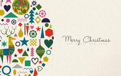 Wspaniałych Świąt Bożego Narodzenia i Nowego Roku 2020!