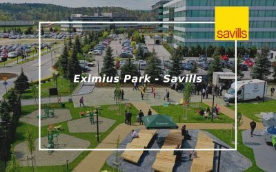 Savills is the sole agent of Eximius Park