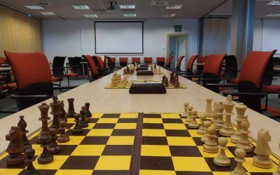 Chess players are back