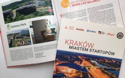 Krakow Miastem Startupów in Eximius Park: the Smart City hackathon