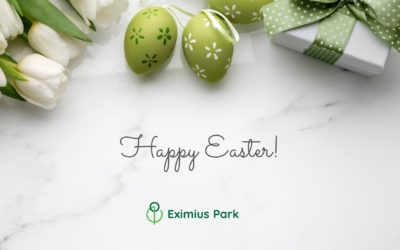 The Eximius Park team wishes you a healthy and peaceful Easter