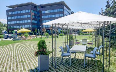 Outdoor Office dla tych, którzychcieliby czasem popracować wzielonej przestrzeni